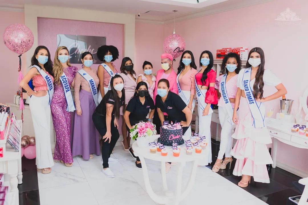 candidatas a miss nicaragua 2021. final: 14 de agosto. - Página 2 RuZrqg