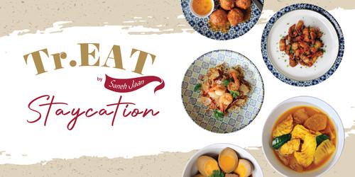 Tr.EAT by Saneh Jaan Staycation Sindhorn Midtown