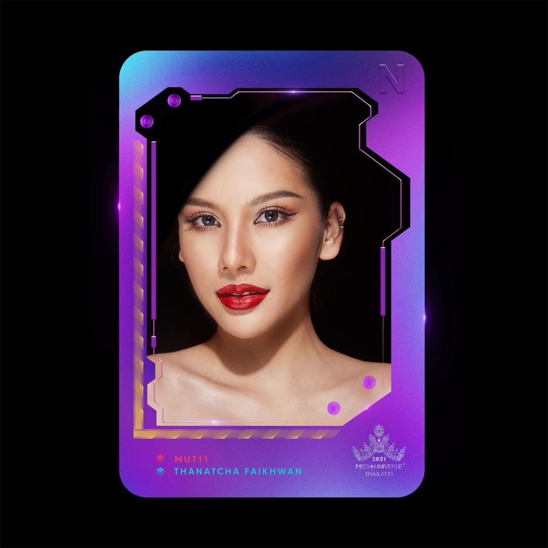 candidatas a miss universe thailand 2021. final: 24 oct. RyyENa