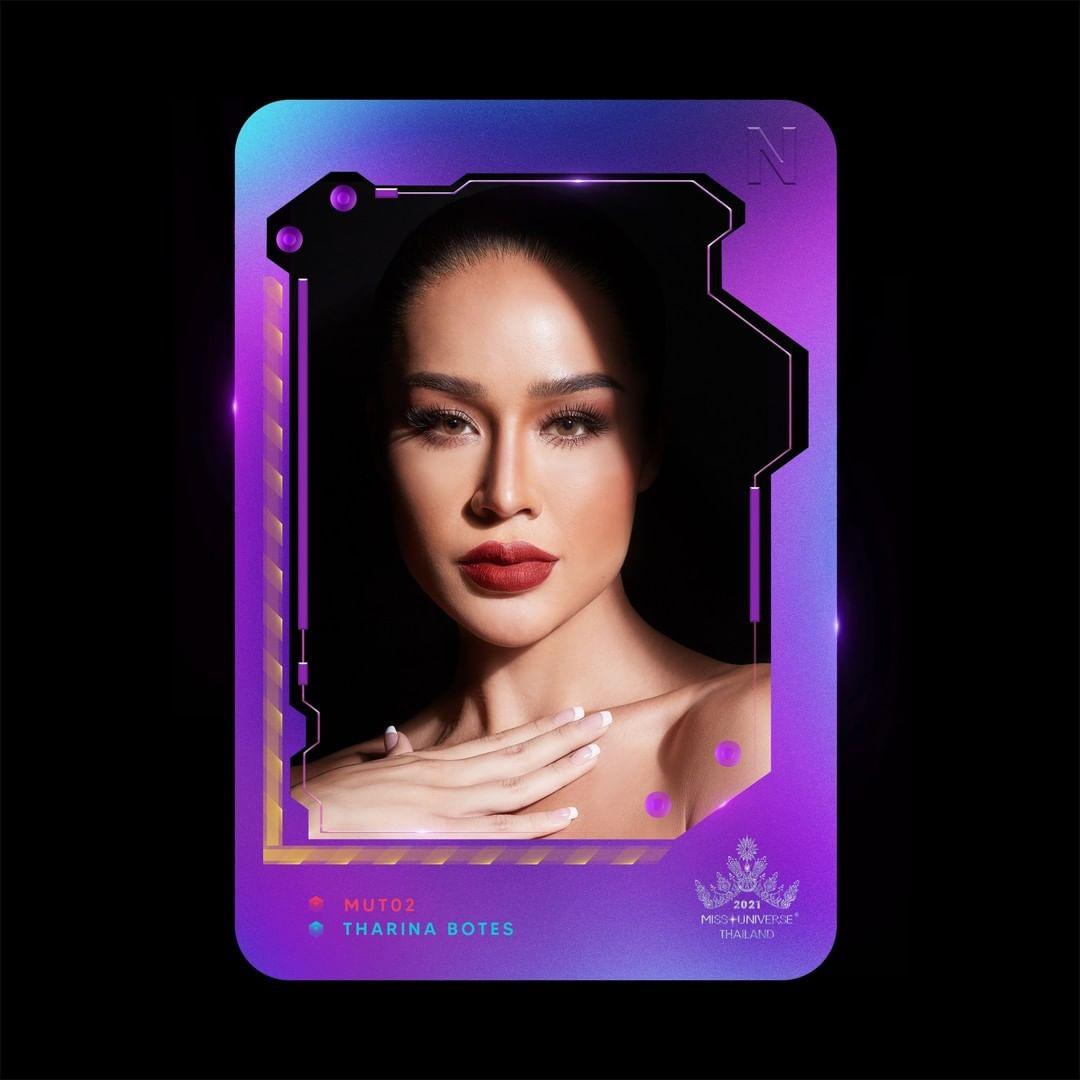 candidatas a miss universe thailand 2021. final: 24 oct. RyynS9