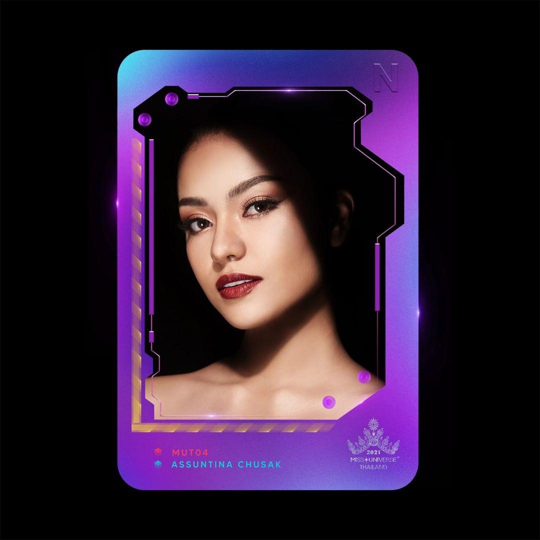 candidatas a miss universe thailand 2021. final: 24 oct. RyyzAu