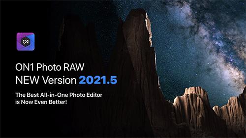 ON1 Photo RAW 2021.5 v15.5.1.10782