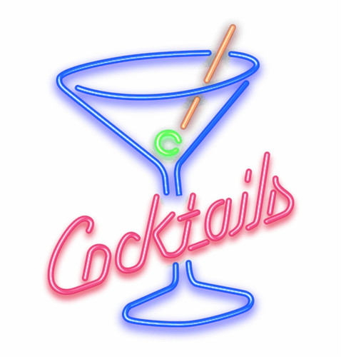 383 3835424 neon star transparent png transparent neon sign cocktail