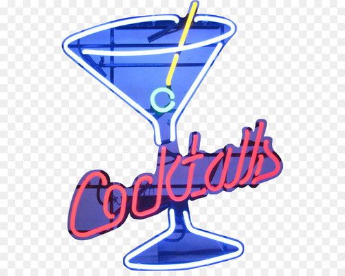 kissclipart cocktails neon sign png clipart cocktail martini l 2094dcd00b308f0f