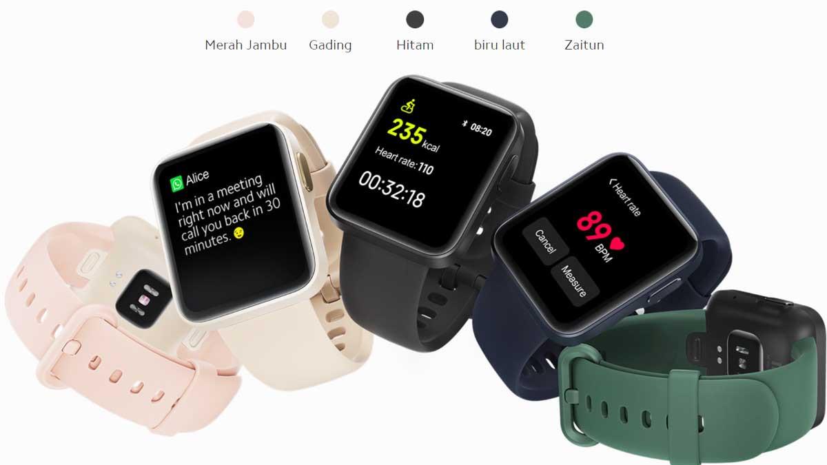 Smartwatch Xiaomi Mi Watch Lite
