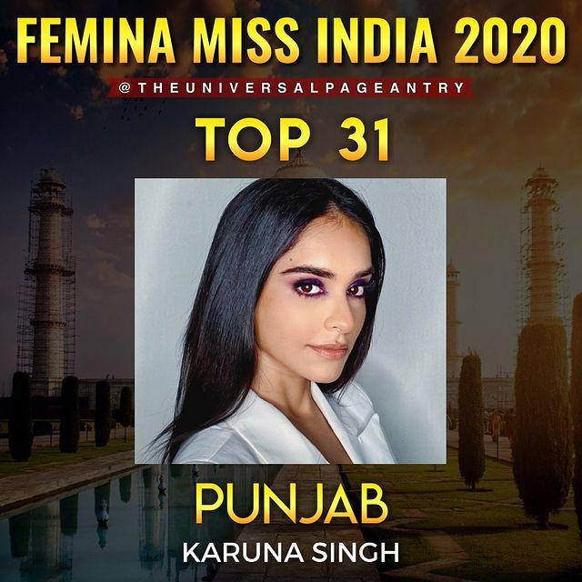 candidatas a femina miss india 2020. final: 10 feb. top 15 pag.3. - Página 2 FBICZv