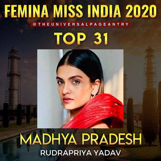 candidatas a femina miss india 2020. final: 10 feb. top 15 pag.3. - Página 2 FBIF8F