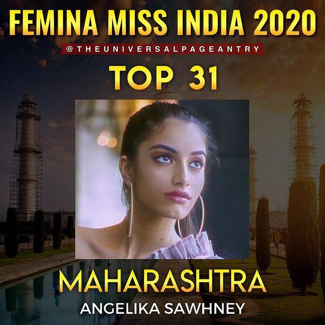 candidatas a femina miss india 2020. final: 10 feb. top 15 pag.3. - Página 2 FBIuat