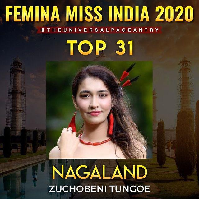 candidatas a femina miss india 2020. final: 10 feb. top 15 pag.3. FBz1YF