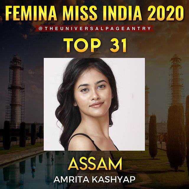 candidatas a femina miss india 2020. final: 10 feb. top 15 pag.3. FBzEkg