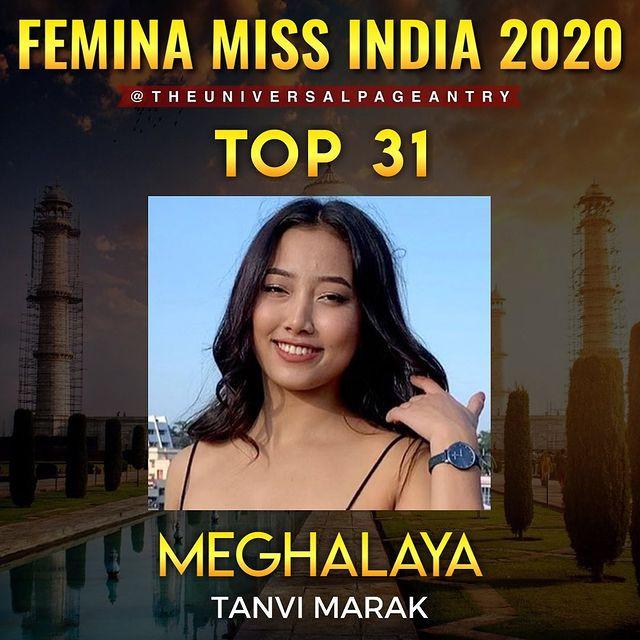 candidatas a femina miss india 2020. final: 10 feb. top 15 pag.3. FBzjBp