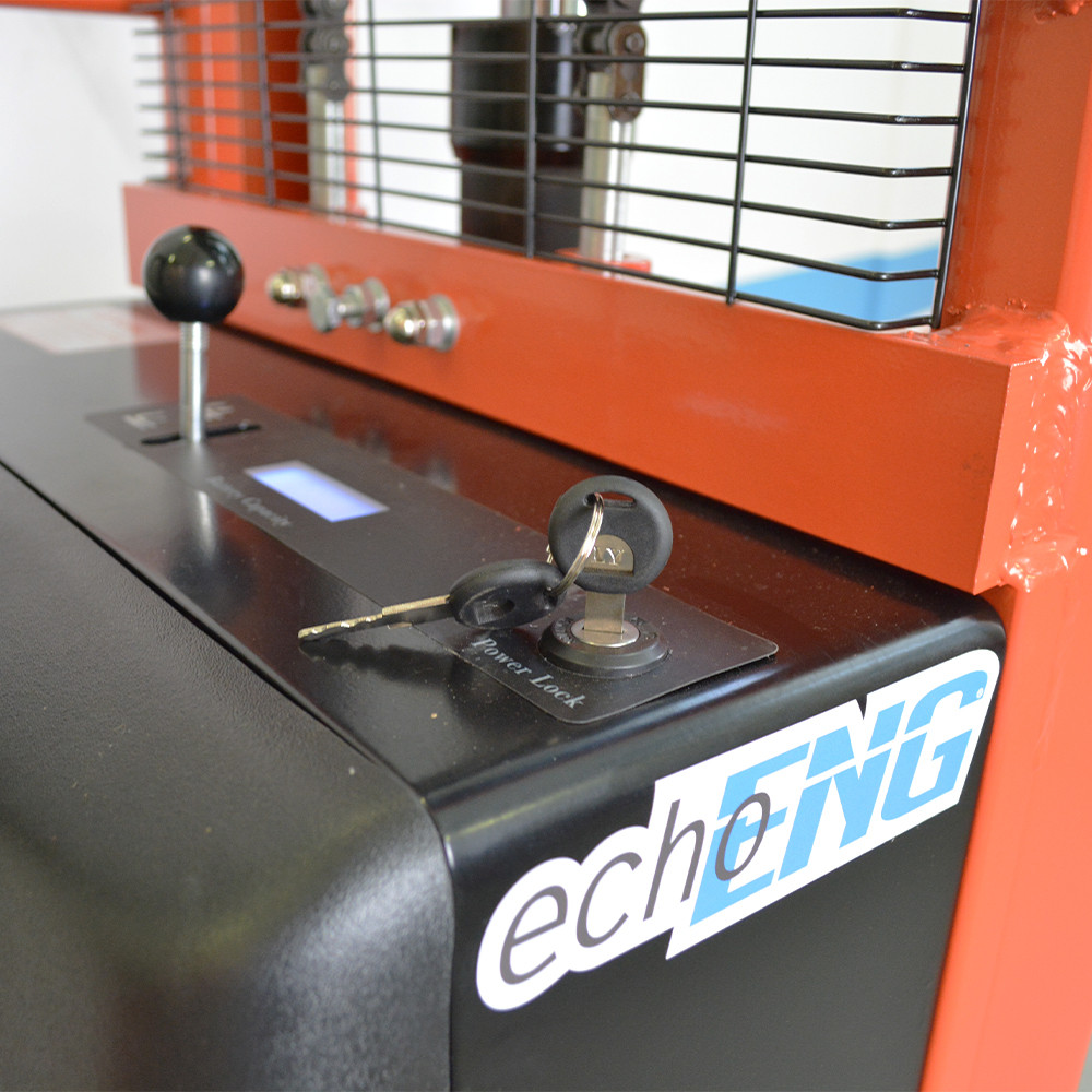 Carrello elevatore sollevatore x europallet transpallet elettrico h=1,6m 1000 kg