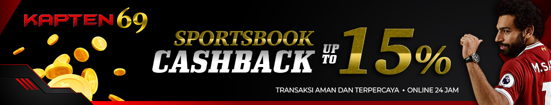 Cashback up to 15% (Sportbook)