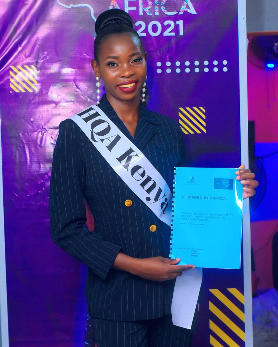 candidatas a heritage queen africa 2021. final: 19 june. - Página 5 NPK30l