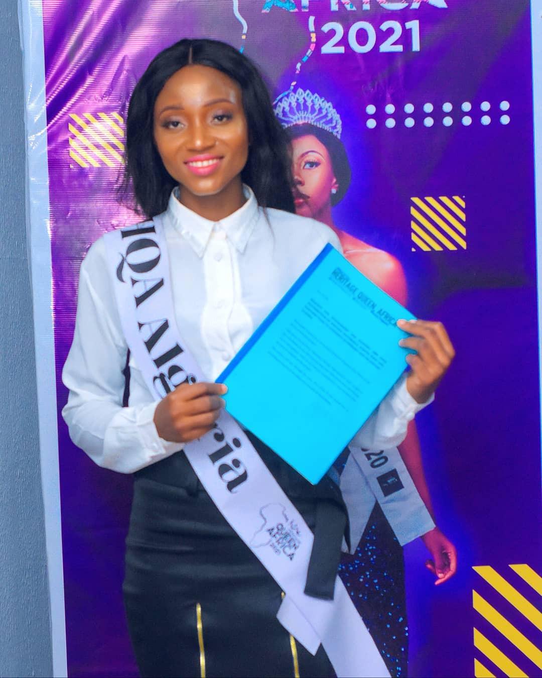 candidatas a heritage queen africa 2021. final: 19 june. - Página 5 NPKCbe