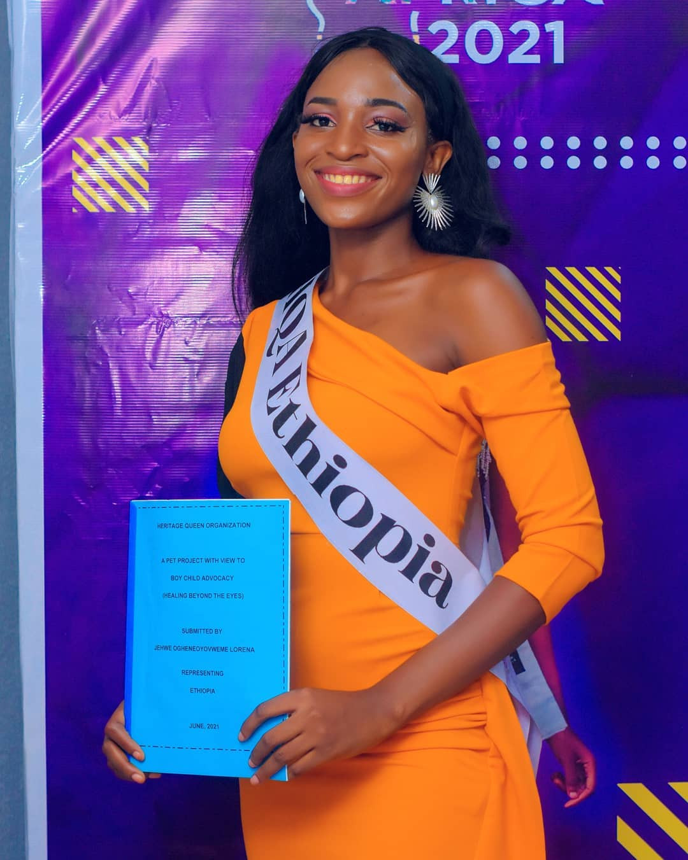 candidatas a heritage queen africa 2021. final: 19 june. - Página 5 NPKM1R