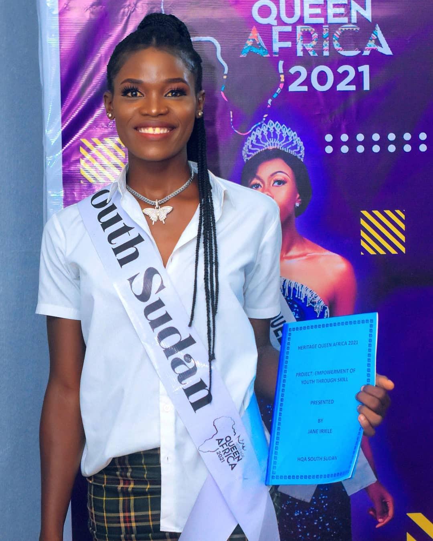 candidatas a heritage queen africa 2021. final: 19 june. - Página 5 NPKQLb
