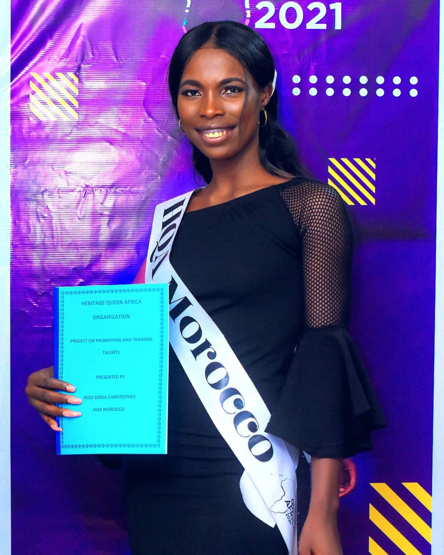 candidatas a heritage queen africa 2021. final: 19 june. - Página 5 NPKamF