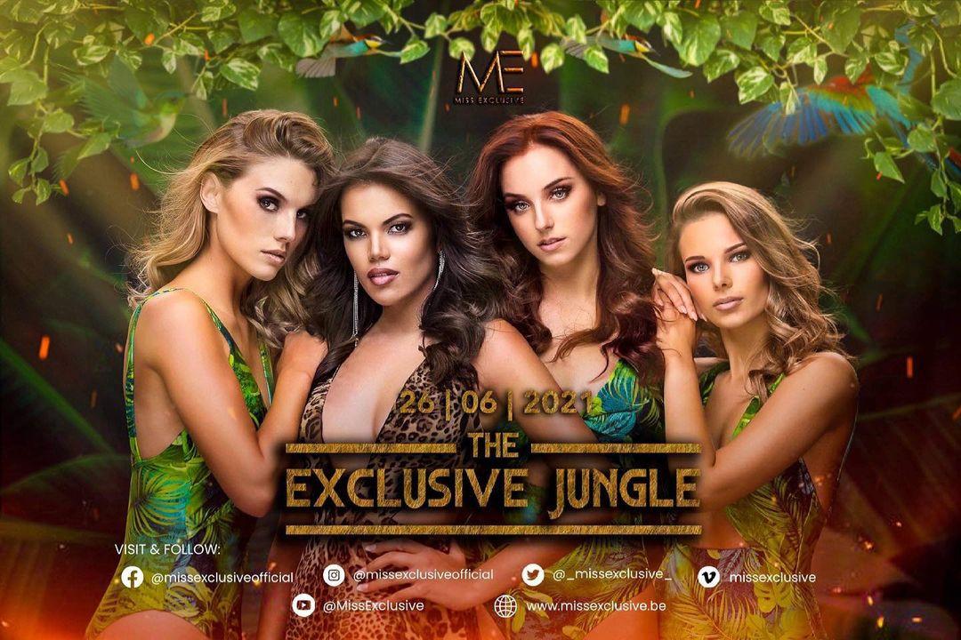 candidatas a miss exclusive 2021. final: 26 june. (concurso belga q va enviar vencedora a miss earth 2021). - Página 2 NtypkB