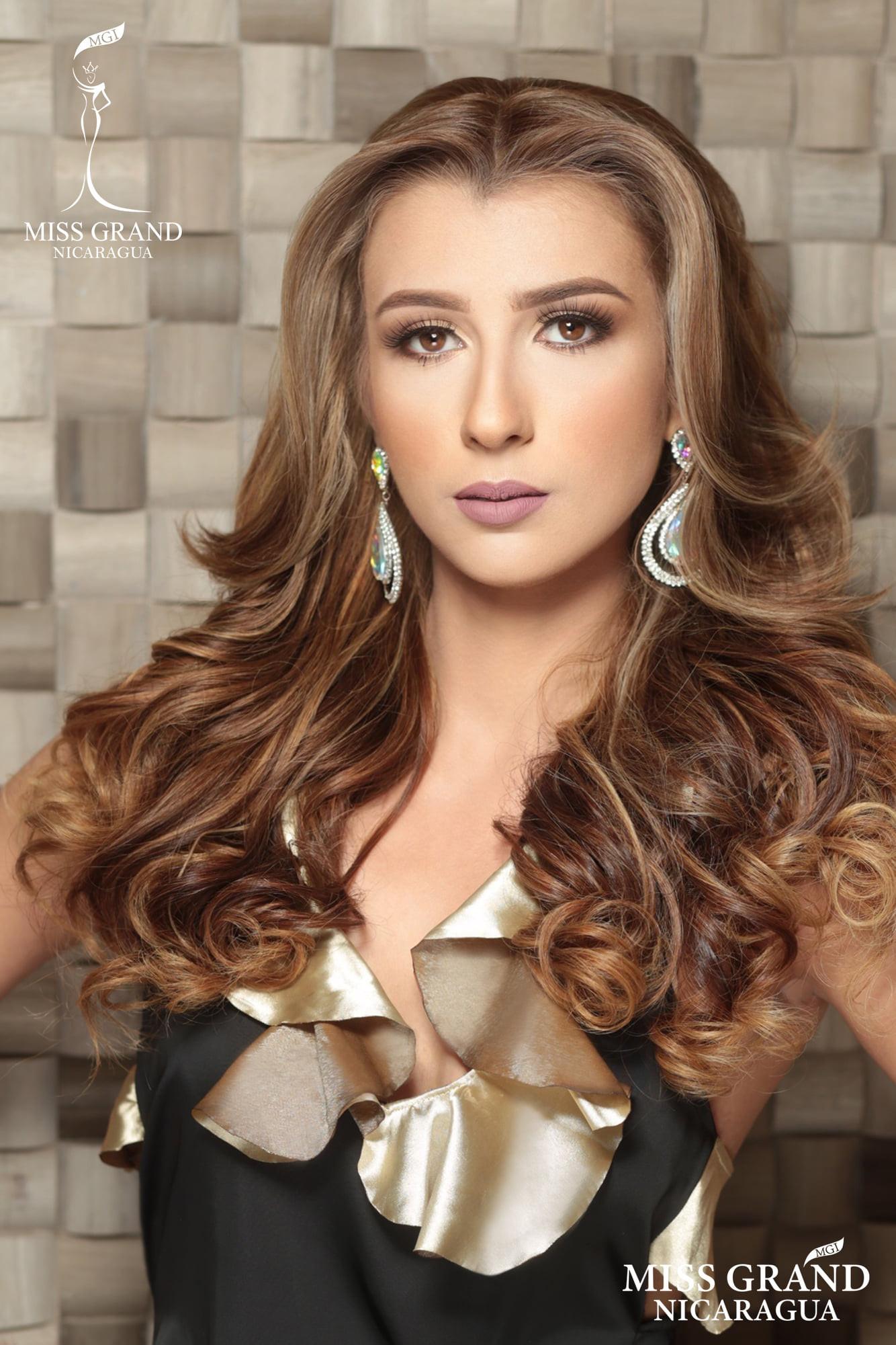 candidatas a miss grand nicaragua 2021. final: 31 july. O25l4V