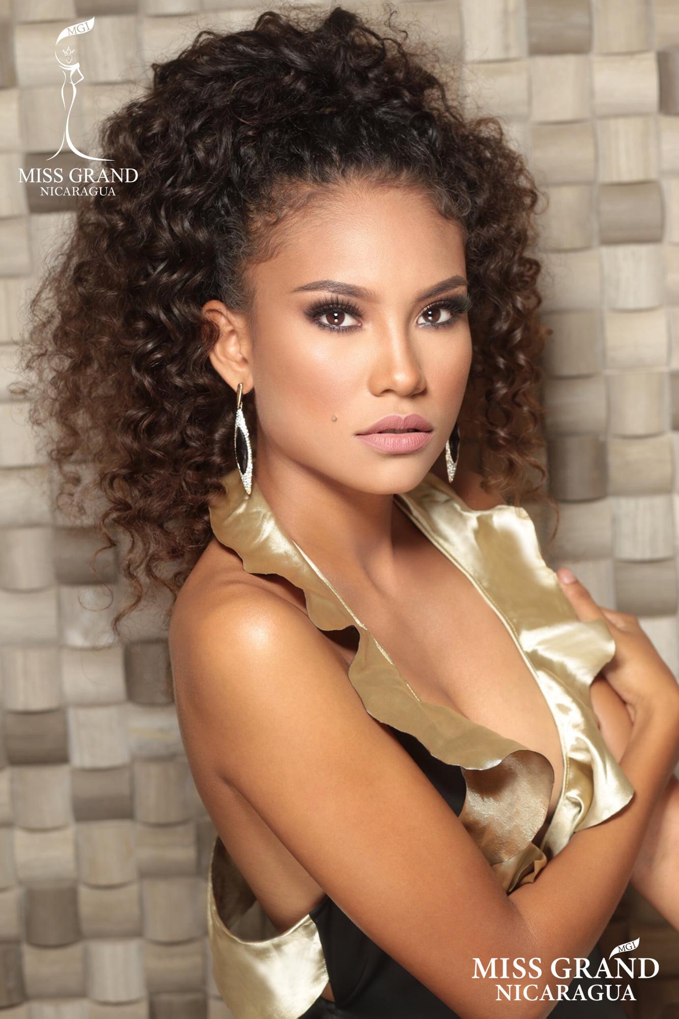 candidatas a miss grand nicaragua 2021. final: 31 july. O2RXql
