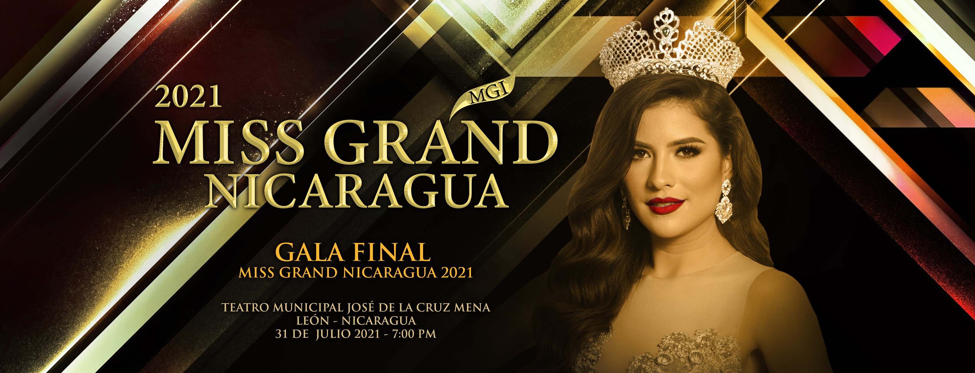 candidatas a miss grand nicaragua 2021. final: 31 july. O5IDSS