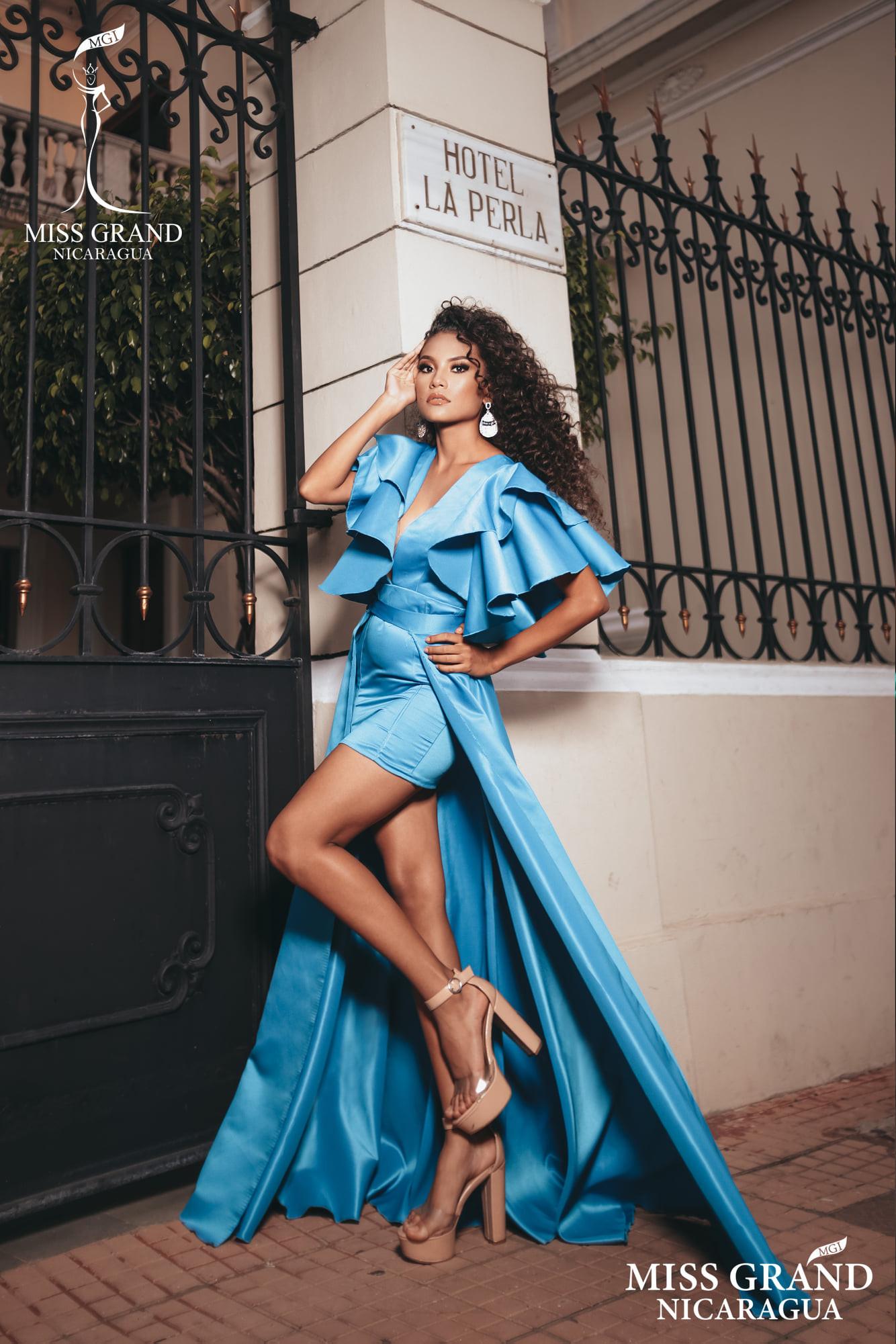 candidatas a miss grand nicaragua 2021. final: 31 july. O5T2ix