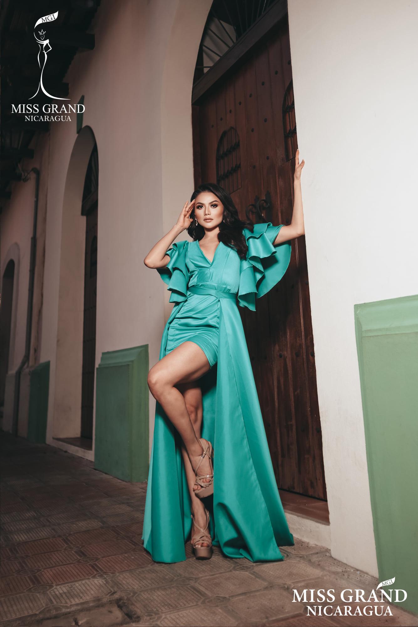 candidatas a miss grand nicaragua 2021. final: 31 july. O5TGsf