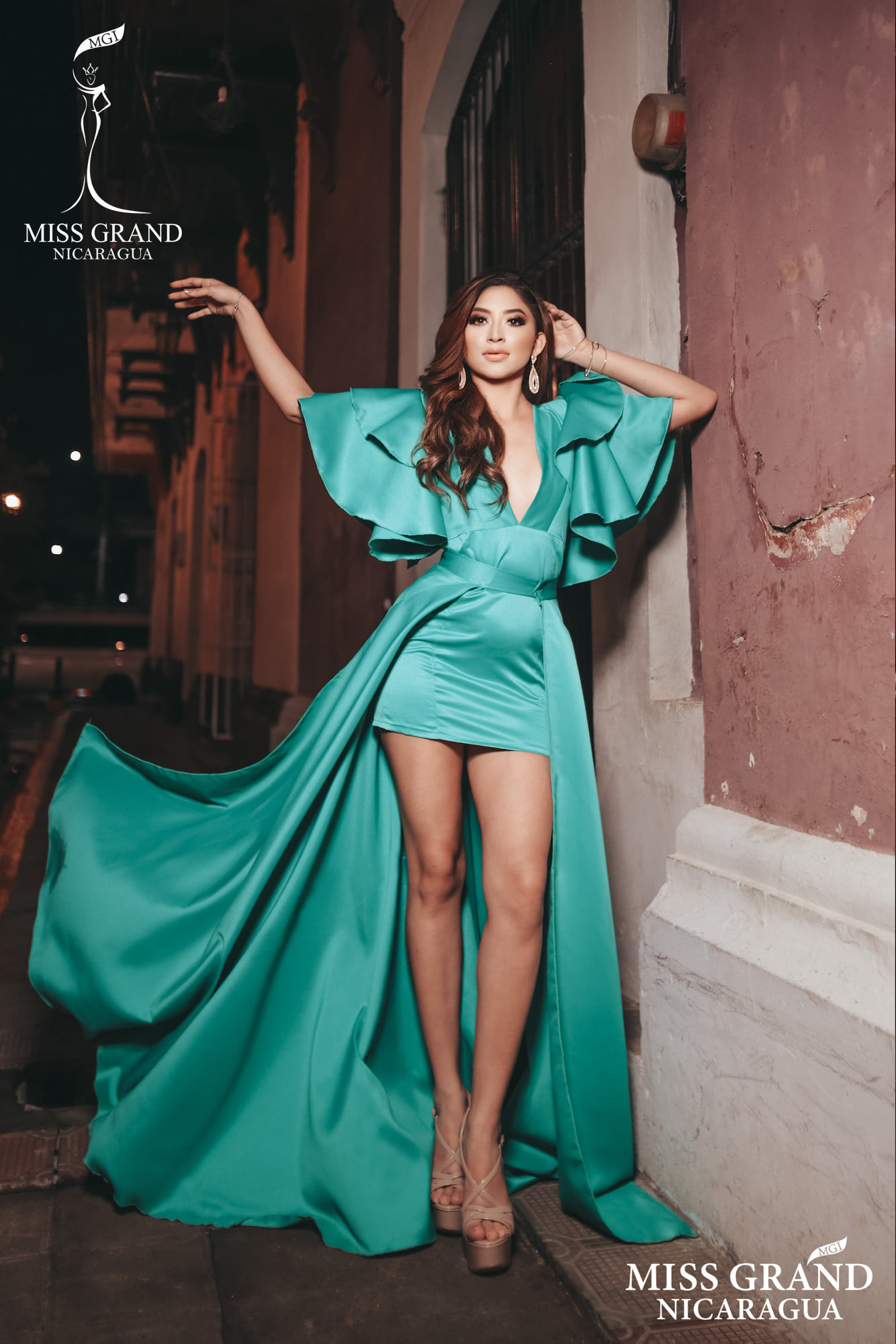 candidatas a miss grand nicaragua 2021. final: 31 july. O5Tlbn