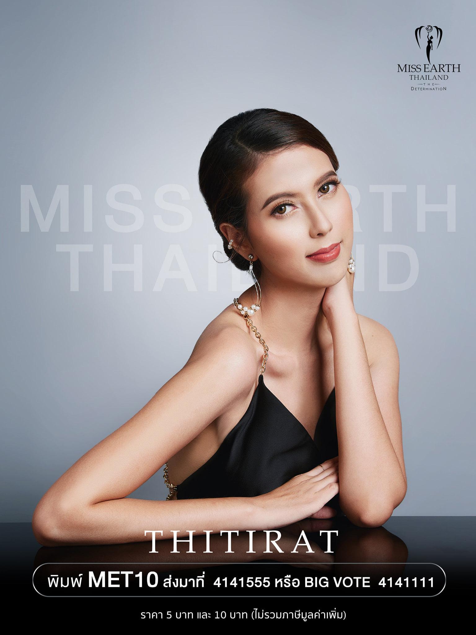 candidatas a miss earth thailand 2021. final: 25 sep. O77Jgj