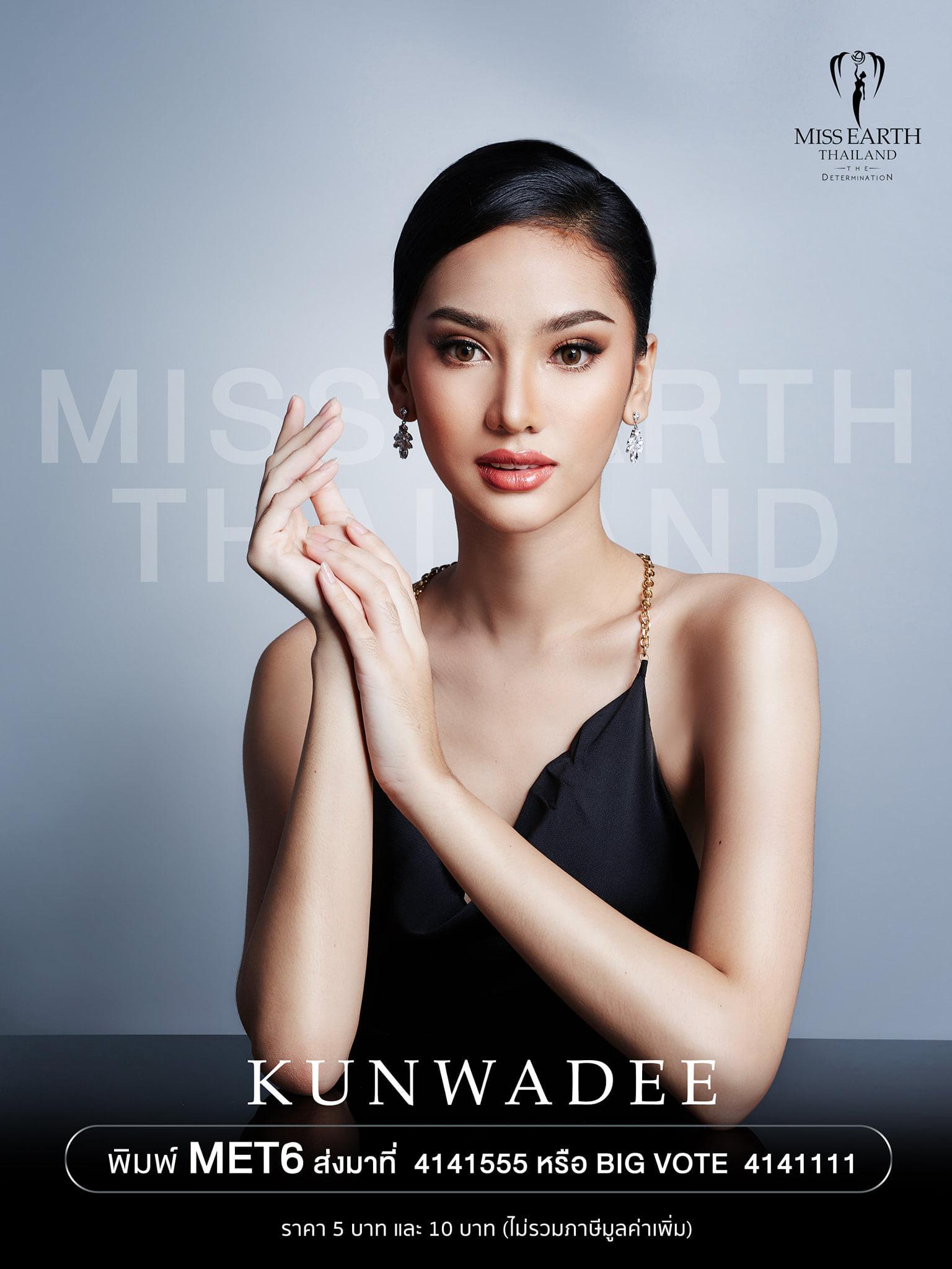 candidatas a miss earth thailand 2021. final: 25 sep. O77KmB
