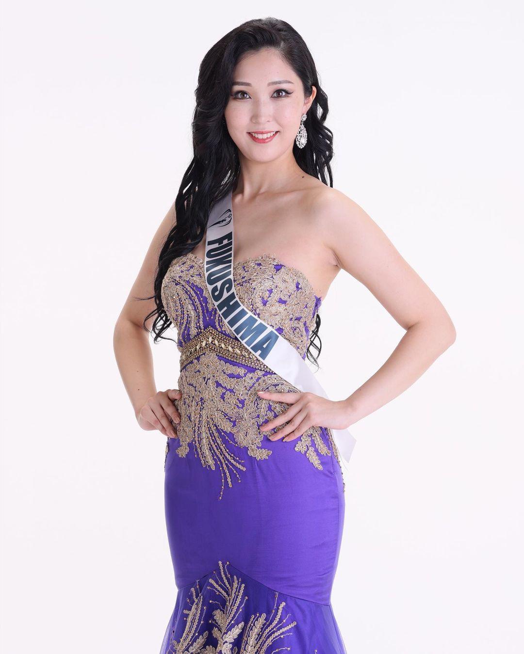candidatas a miss earth japan 2021. final: 20 july. - Página 2 O7AGdQ