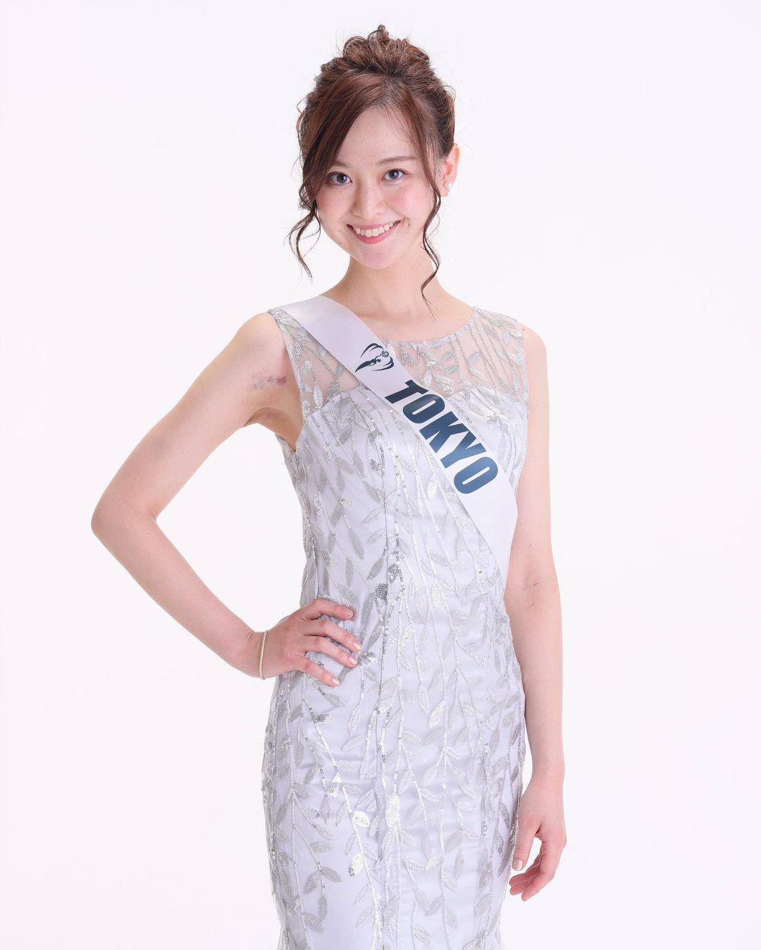 candidatas a miss earth japan 2021. final: 20 july. - Página 2 O7ATdl