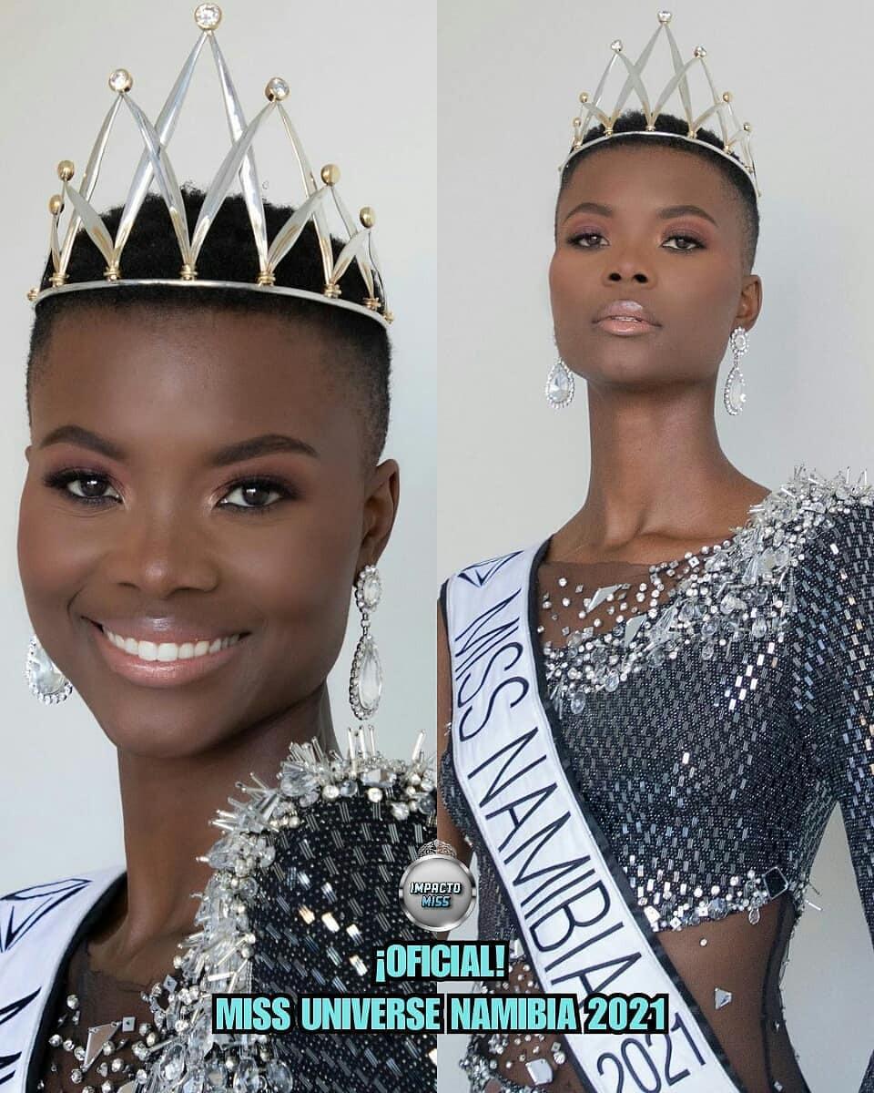 miss universe namibia 2021. O7EmKP