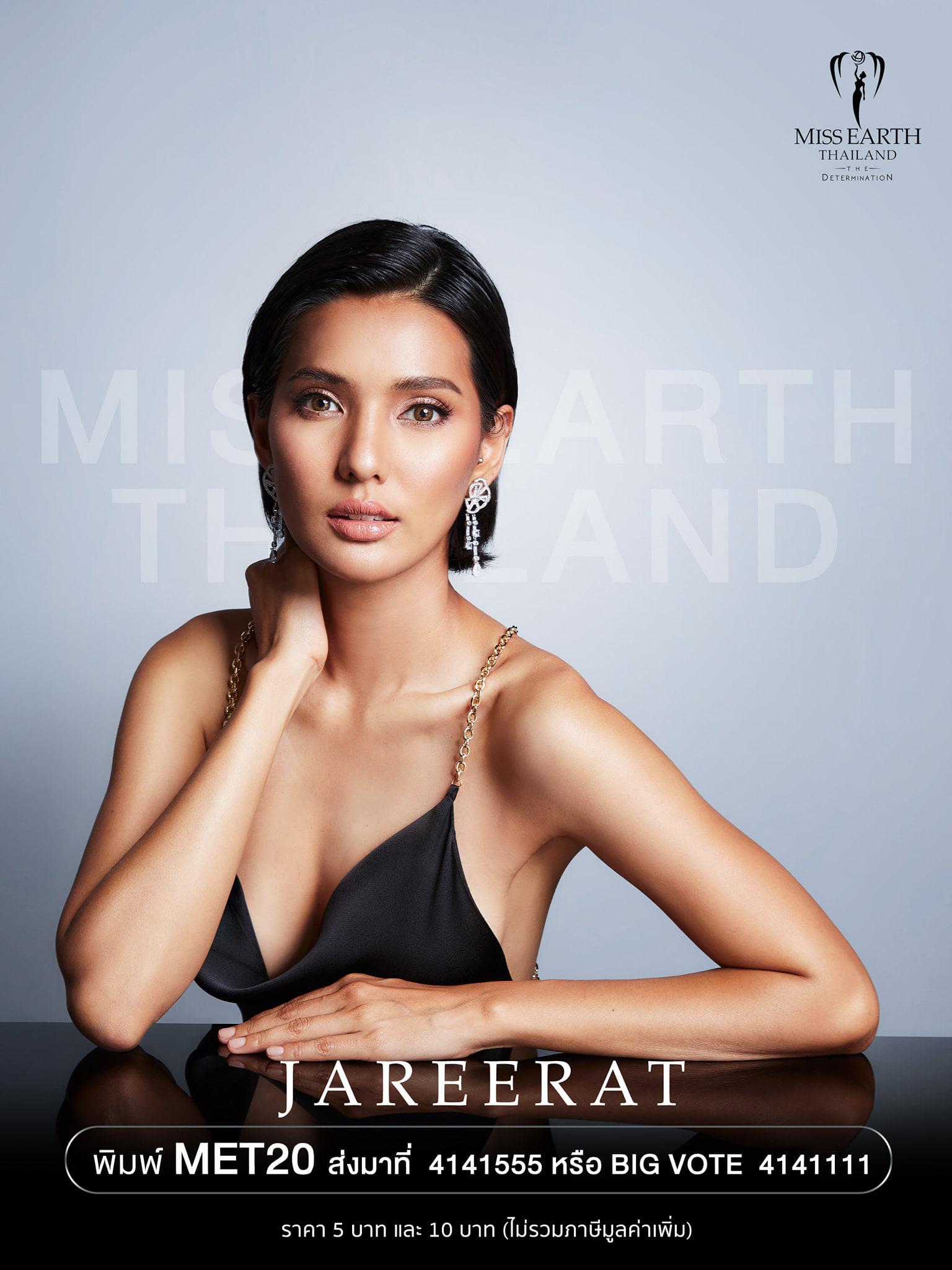 candidatas a miss earth thailand 2021. final: 25 sep. O7RM6G
