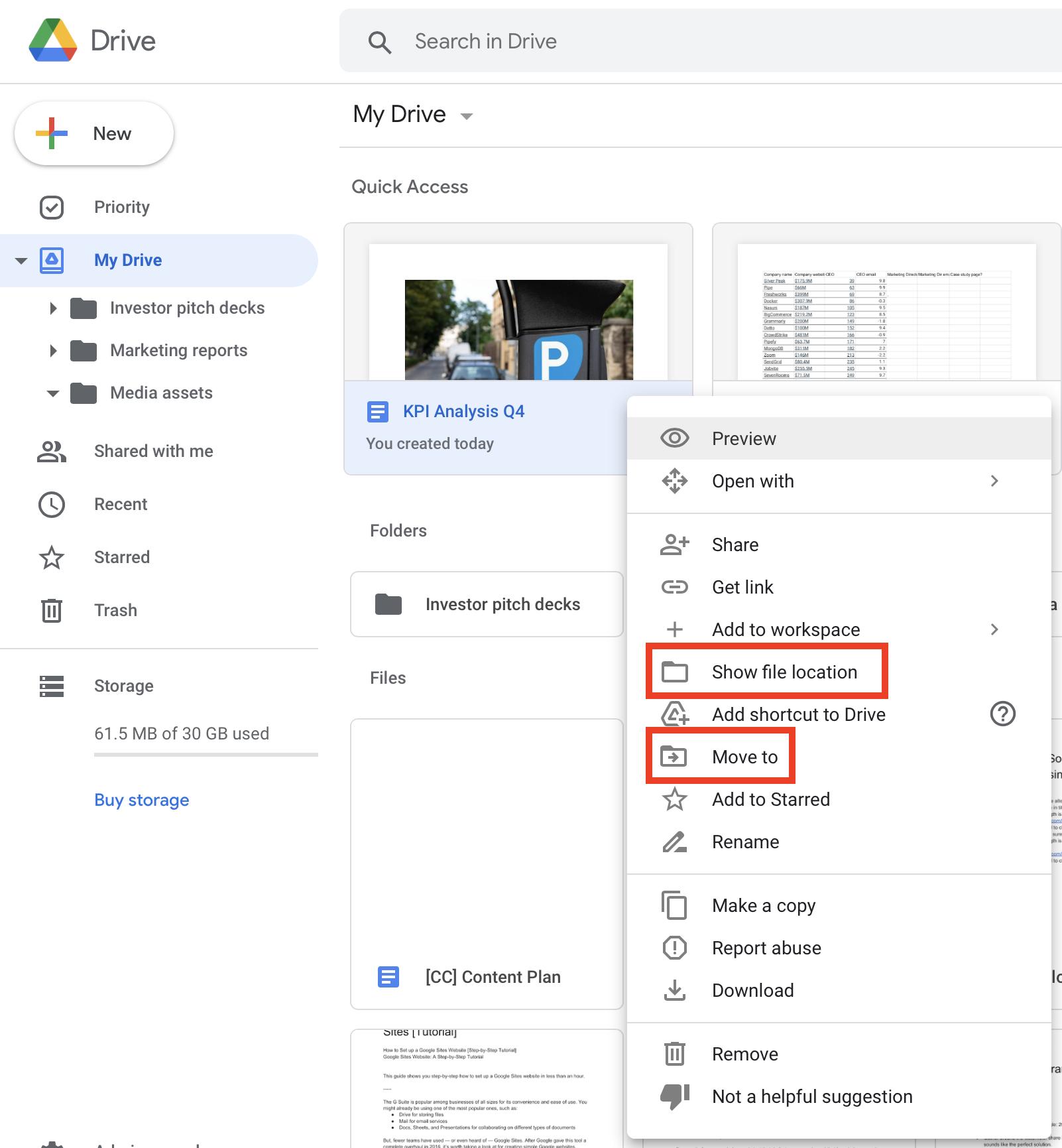 Cara menggunakan google drive