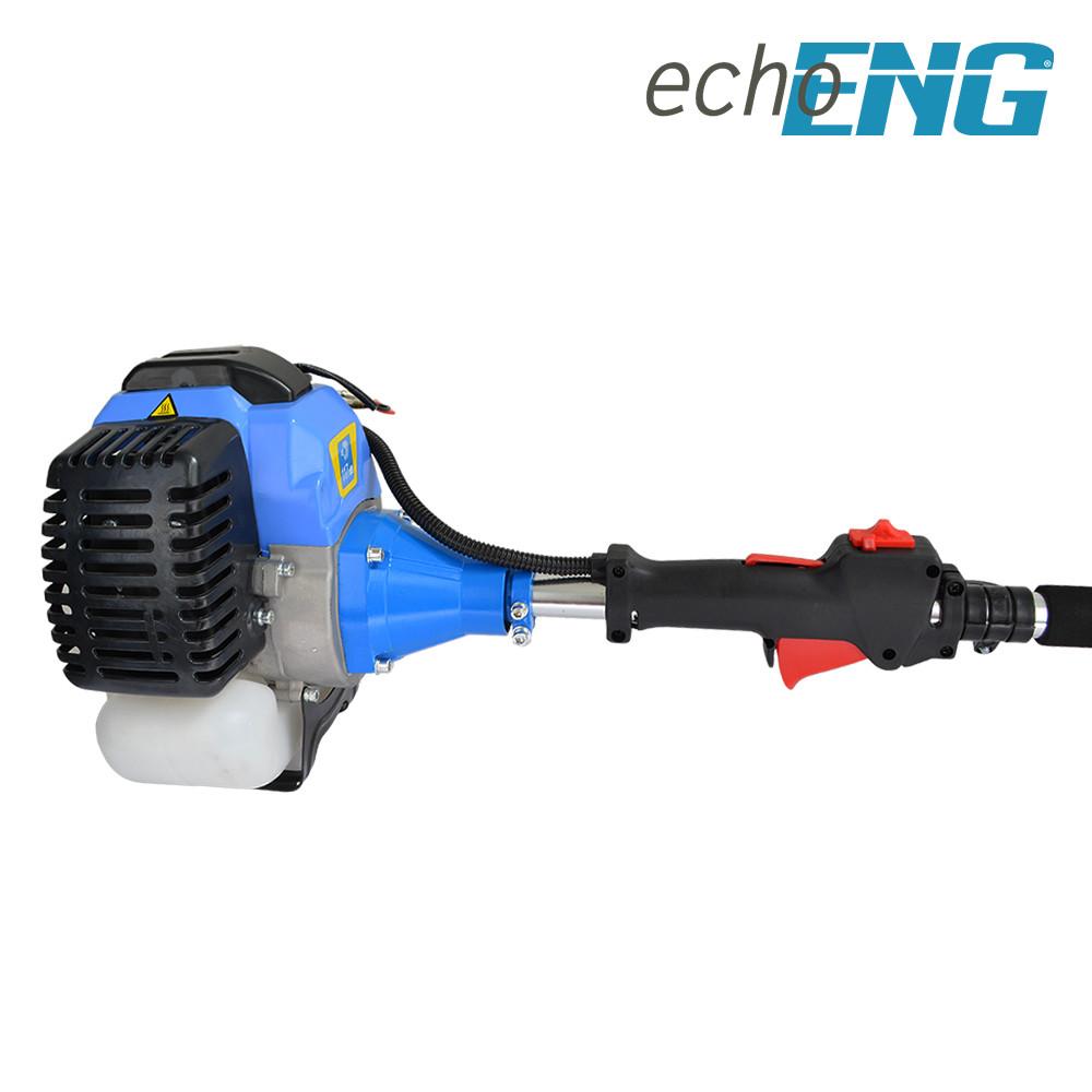 Tagliasiepi, decespugliatore, tagliabordi, potatore multifunzione 52cc- UM GT TS41 - echoENG