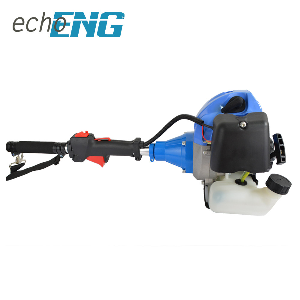 Decespugliatore tagliabordi tagliaerba a miscela 52cc - UM GT TE52- echoENG