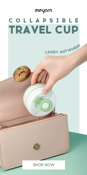 Meyarn Collapsible Travel Cup