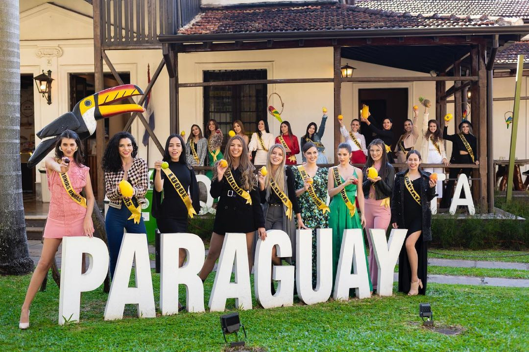 candidatas a miss grand paraguay 2021. final: 3 july. - Página 9 OousIV