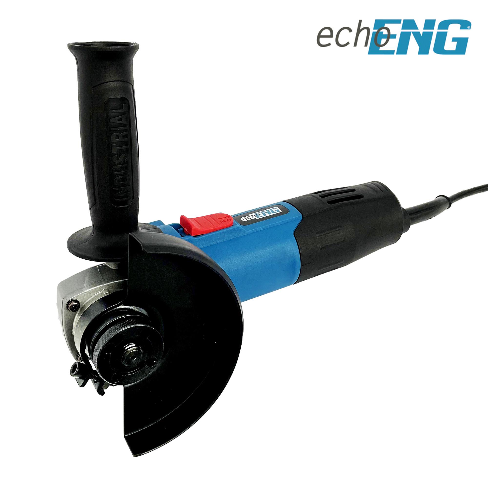 Smerigliatrice angolare 125mm 840W - echoENG - UM ET SA12