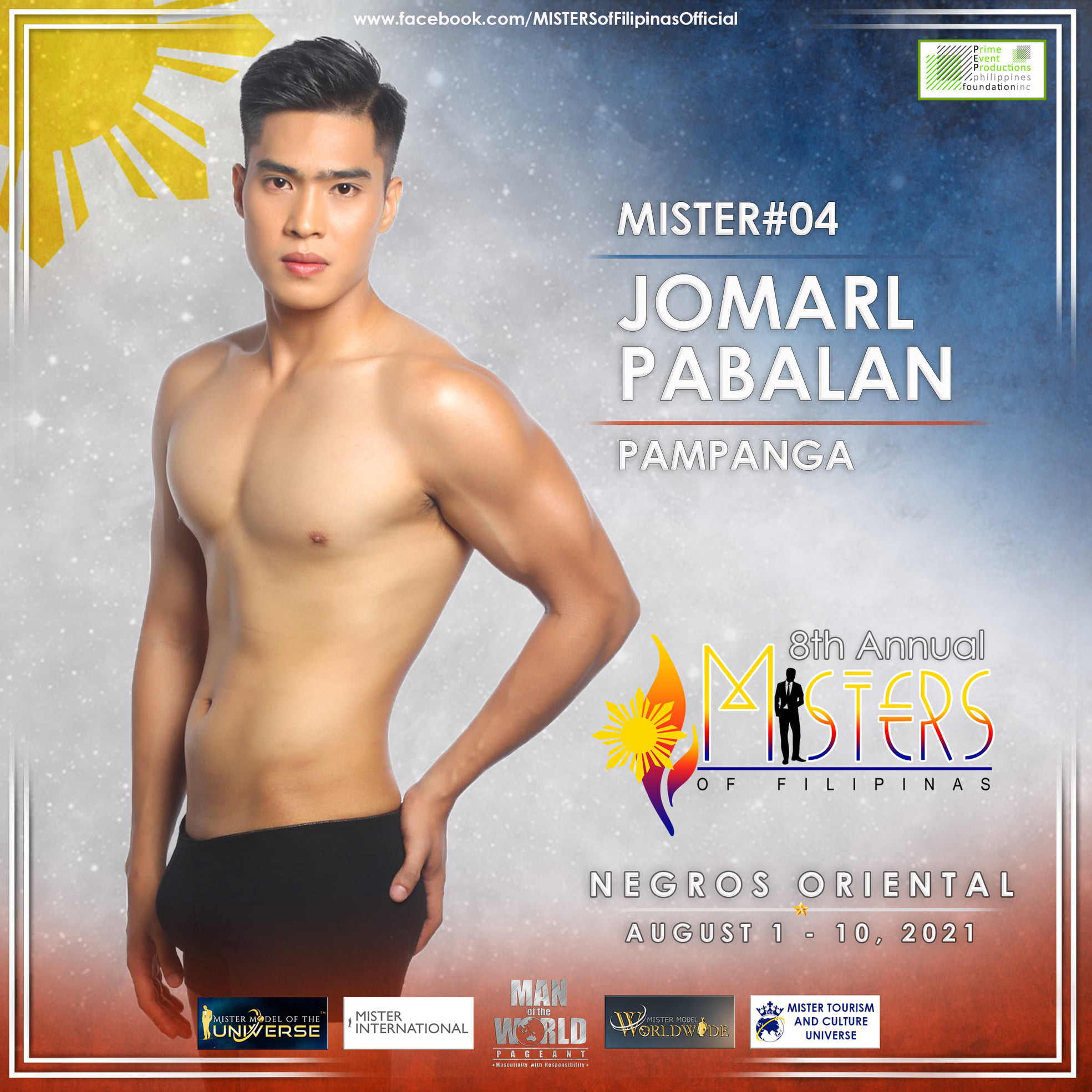 candidatos a misters of filipinas 2021. final: 27 agosto. Owf8EN