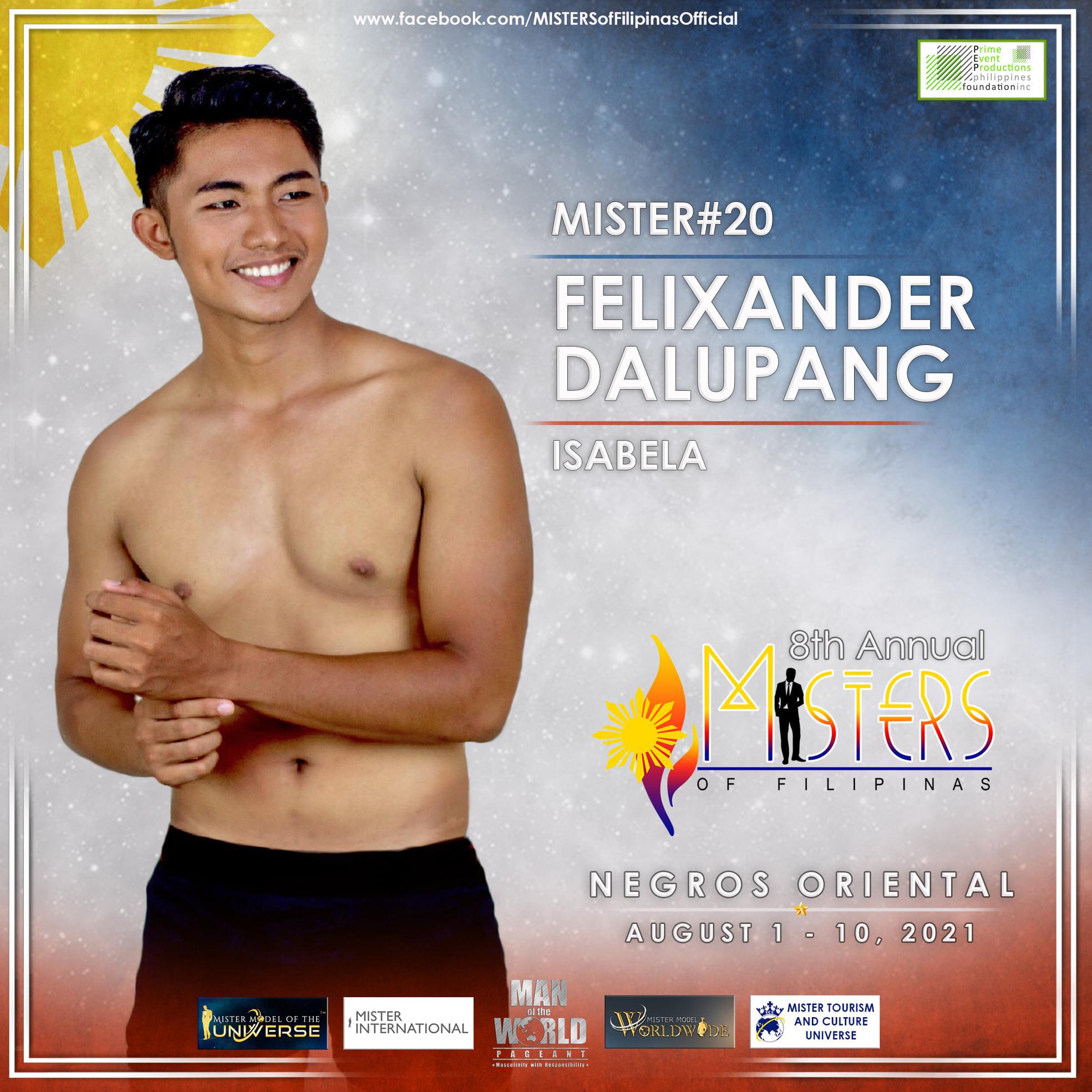candidatos a misters of filipinas 2021. final: 27 agosto. - Página 2 Owo8dB