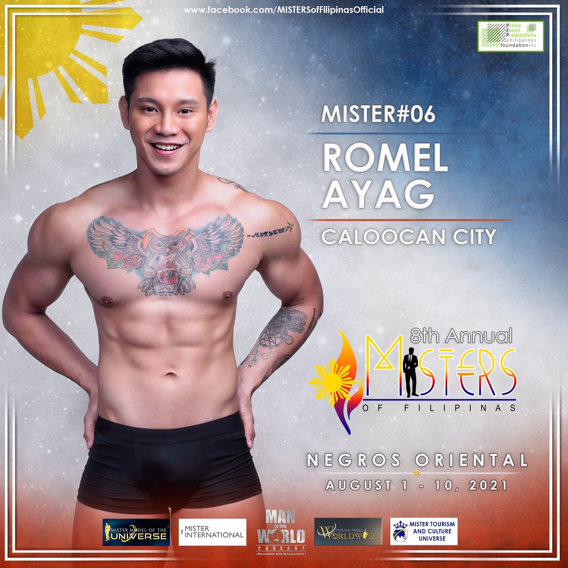 candidatos a misters of filipinas 2021. final: 27 agosto. OwqRGp