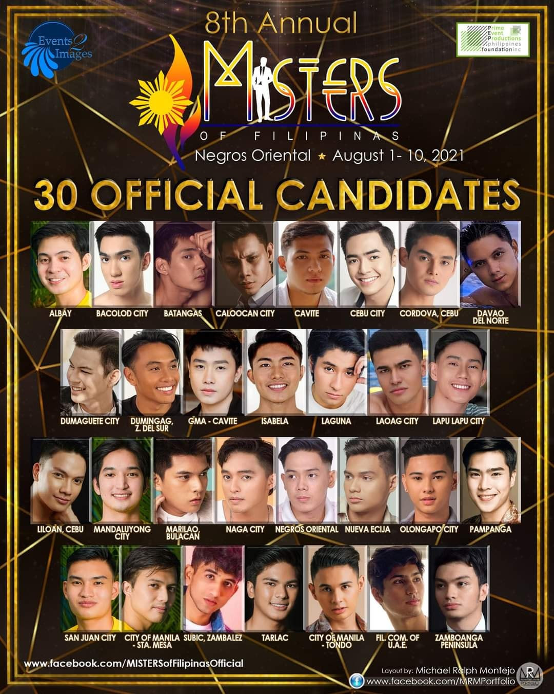 candidatos a misters of filipinas 2021. final: 27 agosto. Ox2LOu