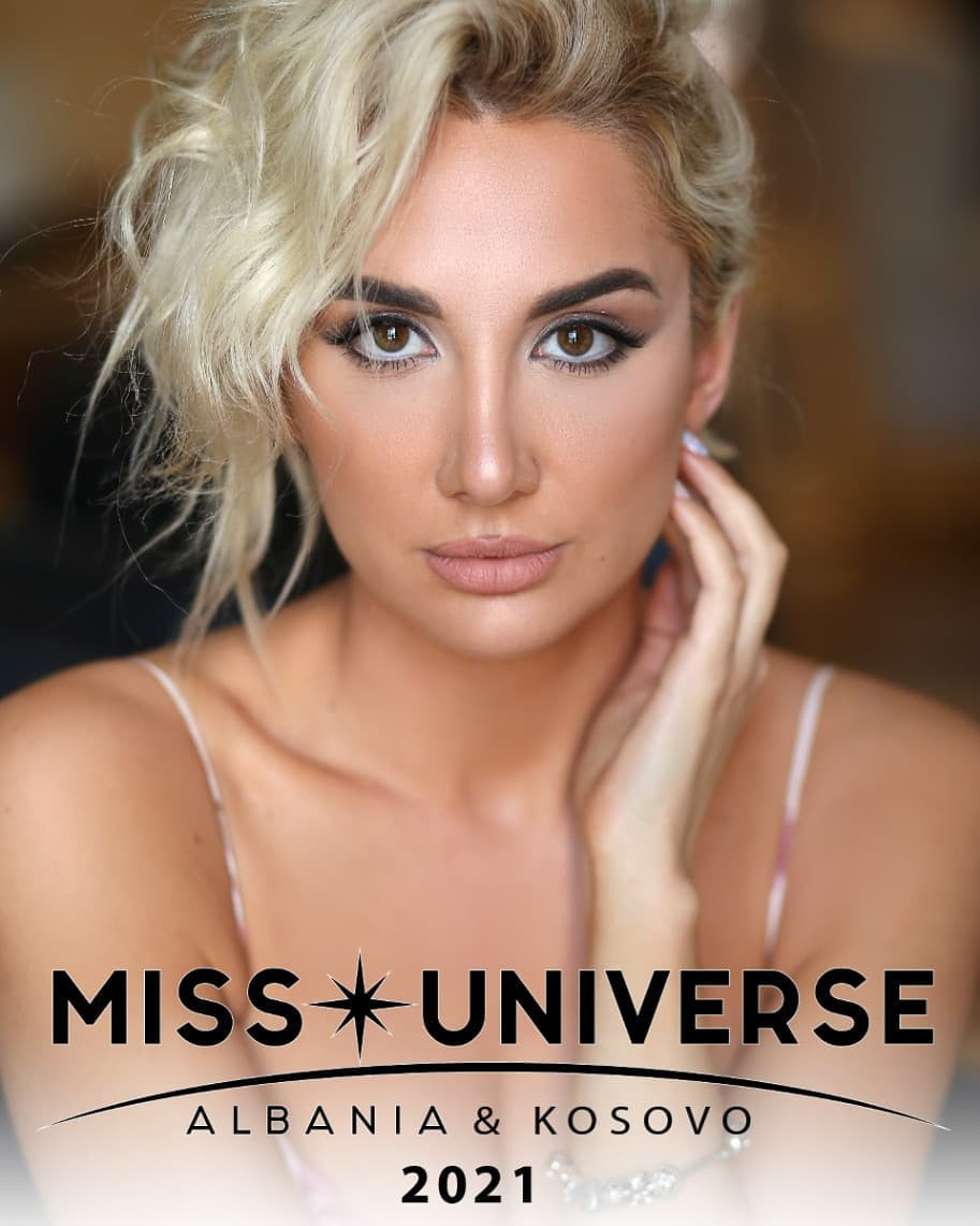 candidatas a miss universe albania 2021. final: 9 july. Oxh88v