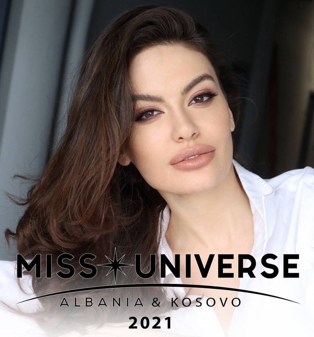 candidatas a miss universe albania 2021. final: 9 july. OxhPnt