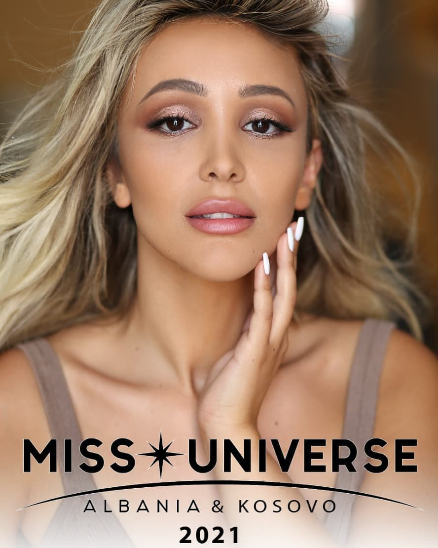 candidatas a miss universe albania 2021. final: 9 july. OxhiMX