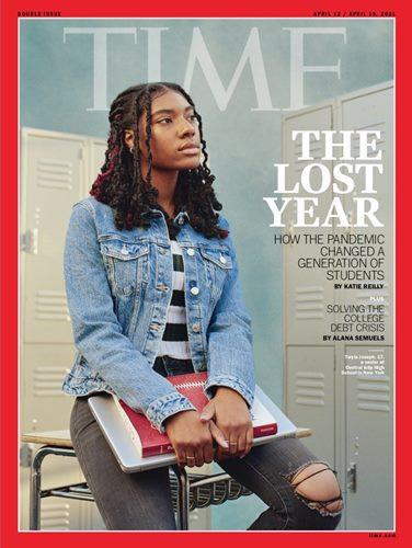 Time USA - April 12, 2021