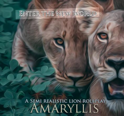 Amaryllis: Lion RPG QHp8iv